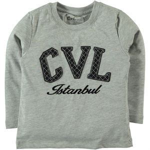 Cvl Gray Sweatshirt Boy Age 10-13