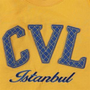 Cvl Mustard Sweatshirt Boy Age 10-13 (2)