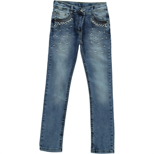 Civil Girls Ages 10-13 Girl In Blue Pants