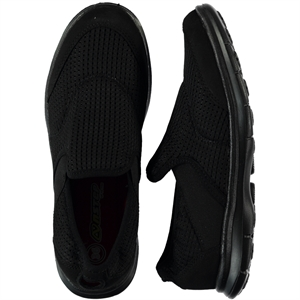 Nstep Havoc Boy Black Sport Shoes 36-40 Number