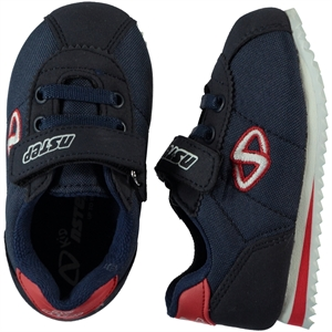 Nstep Navy Blue Baby Sneakers Putty 21-25 Number
