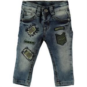 Civil Baby 6-24 Months Baby Boy Brown Jeans