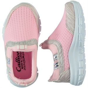Callion Baby Girl Pink Sneakers 22-25 Number (1)