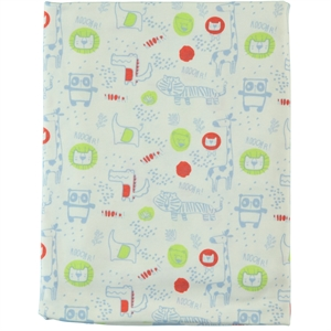 Misket Baby double layer Blanket Blue 80x90 cm