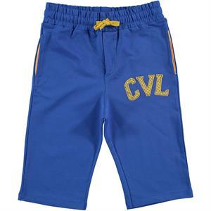 Cvl Age 6-9 Boy Blue Capri Saks