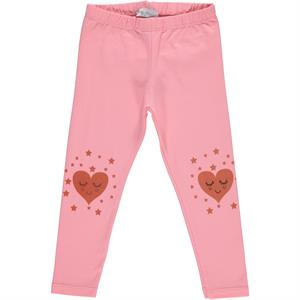 Cvl The Girl Child Age 2-5 Tights Powder Pink Long