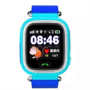 Pufwin Blue kids smart Watch Sentar V80 TD02