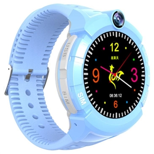 Pufwin S02 Blue Kids Smart Watch