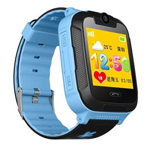 Pufwin TD-07S Blue kids smart Watch