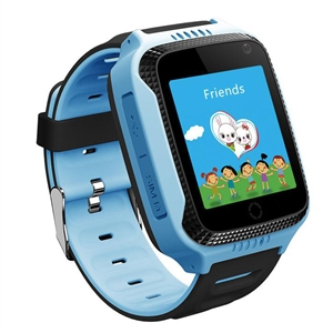 Pufwin G900A Blue kids smart Watch