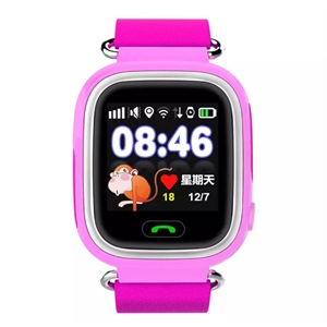 Pufwin Sentar TD02 V80 smart kids Watch Pink