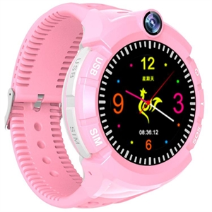 Pufwin Pink Smart Watch Children S02