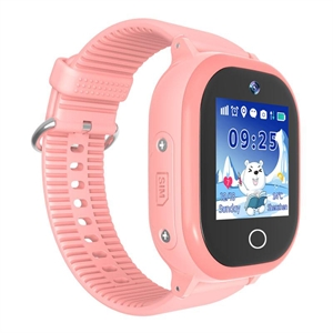 Pufwin Pink smart watch children TD06S