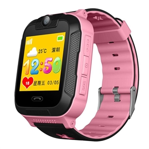 Pufwin TD-07S smart kids Watch Pink
