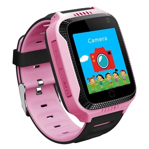 Pufwin G900A smart kids Watch Pink