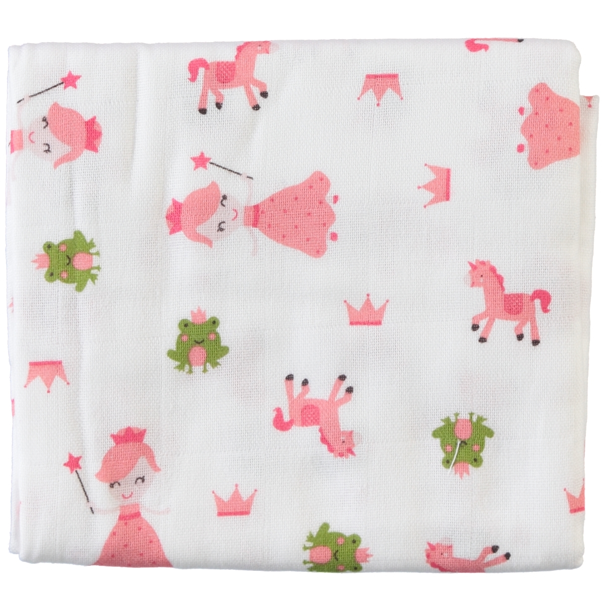 Sevi Bebe Tongue in cheek muslin blanket 90x90cm