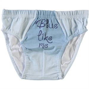 Donella The Ages Of 2-10 Panties Boy Blue