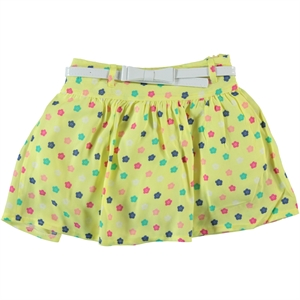 Civil Girls Yellow Skirt Girl Age 6-9