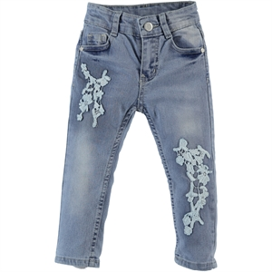 Civil Girls Girl Pants Age 6-9 Blue