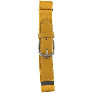 Civil Boys Age 1-8 Adjustable Rubber Belt Yellow