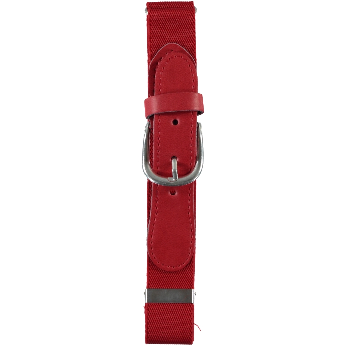 Civil Boys Age 1-8 Adjustable Rubber Belt Red