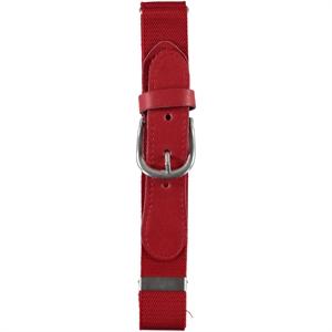 Civil Boys Age 1-8 Adjustable Rubber Belt Red (1)