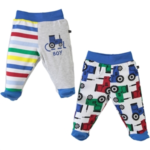 Babycool Oh baby boy baby booty the only Sub 2-up 3-12 months Blue Saks