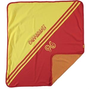 Kujju Yellow baby boy Blanket 80x90 cm (2)