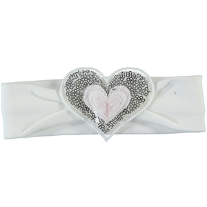 Minidamla Ecru Headband Accessories (1)