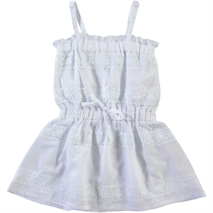 Missiva Girls White Girls Dress 2-5 Years Civil (1)
