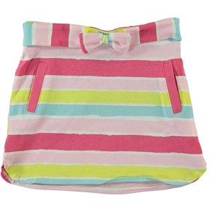 Cvl 2-5 Years Girl Fuchsia Skirt
