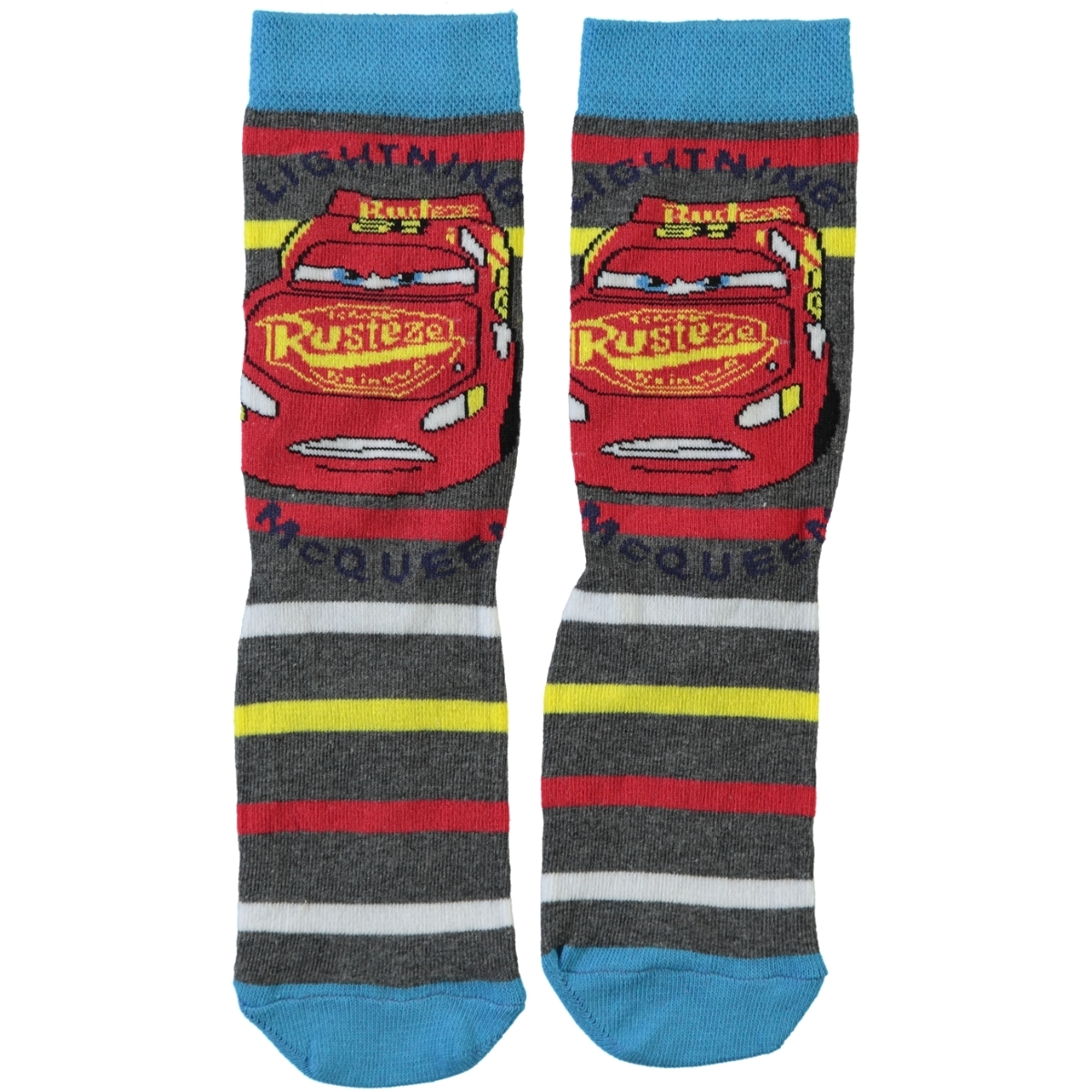 Cars Smoked Cimpa Socks Boy Age 3-9