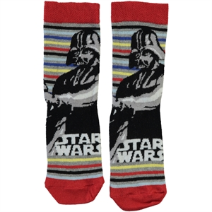 Star Wars Cimpa Socks Red Boy Age 7-11
