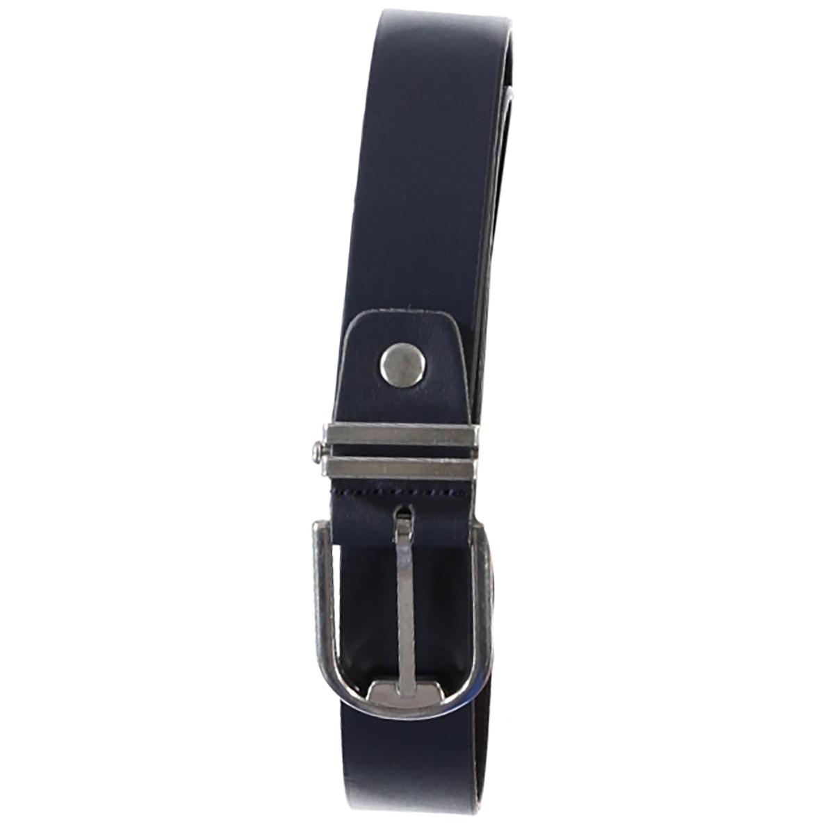 Civil Boy Double-Sided Belt-Navy Blue