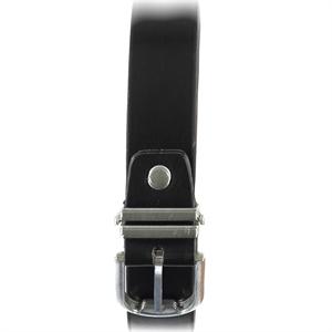 Civil Boy Double-Sided Belt Black