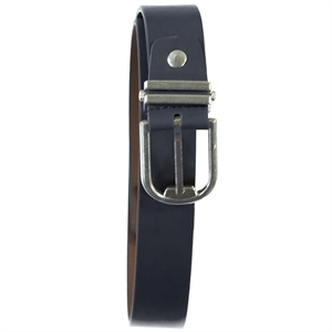 Civil Boy Double-Sided Belt-Navy Blue