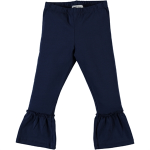 Cvl The Girl Child Navy Blue Long Tights 2-5 Years