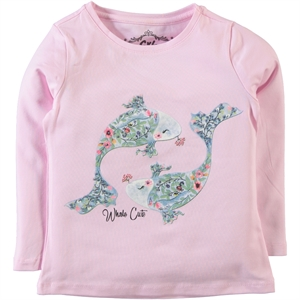 Cvl 2-5 Years Kids Girl Pink Sweatshirt
