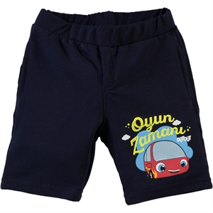 Düt Düt Navy Blue Capri Kid Age 1-5