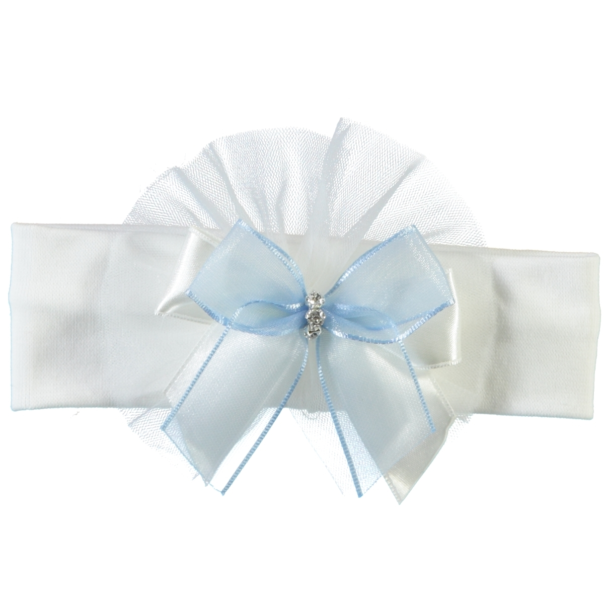 Epany Baby Accessories Headband Blue