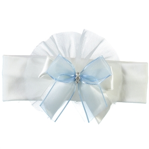 Epany Baby Accessories Headband Blue (1)