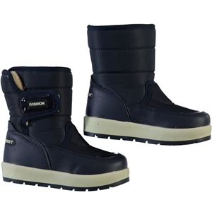 Polact Number Navy Blue Boots Girl Boy 26-30