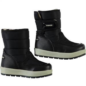 Polact Boots Black Girl Boy 26-30 Numbers