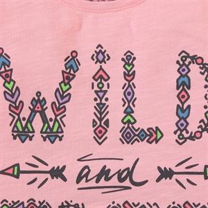 Cvl Kız Çocuk Sweatshirt 6-9 Yaş Pudra Pembe (3)