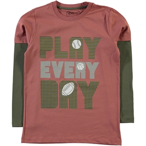 Cvl Tile The Ages Of 10-13 Boy's Sweatshirt