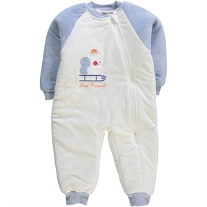 Cvl Sleeping Bag Boy Blue 2-5 Years