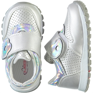 Missiva Kids Girl Sport Shoes Gray 21-25 Number