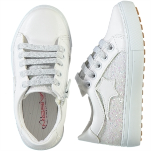 Missiva White Girl Kids Sport Shoes 26-30 Number