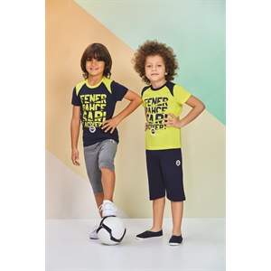 Fenerbahçe Young Men Capri Navy Blue Team Licensed