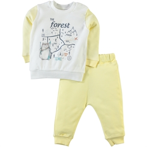 Civil Baby Male infant 6-18 months 2-Team Yellow